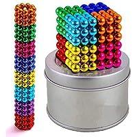 Childo Multi-Colored Balls for Home, Office Decoration & Stress Relief etc 216 PCs 5 MM 8 Colors Balls (216 Multi…