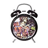 Star Wars Rebel Horloge - Réveil Matin Geek (Multicolore)