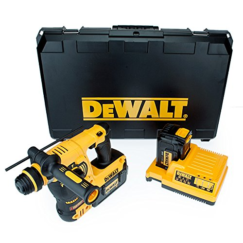 DeWalt DCH363D2-GB - Drill 36V SDS-Plus Martello Con 2 x 2.0Ah (36v Drill)