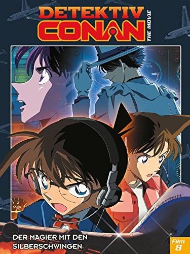 Detektiv Conan - 8. Film: Der Magier mit den Silberschwingen