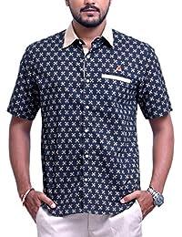 PP Shirts Men Cotton Casual Shirt