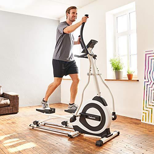 SportPlus Ellipsentrainer Crosstrainer Bild 2*