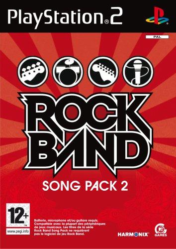 Rock Band song pack 2 - Rock Ps2 Band