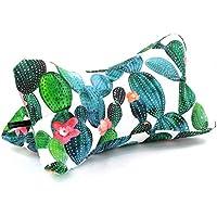 Lesekissen Bücherkissen Leseknochen Strandkissen Yogakissen Nackenkissen Kaktus von Beletage