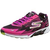 Skechers Go Run 4-2016 - Zapatillas de Running Mujer