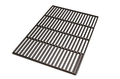 Gusseisen-Grillrost 60 x 40 cm