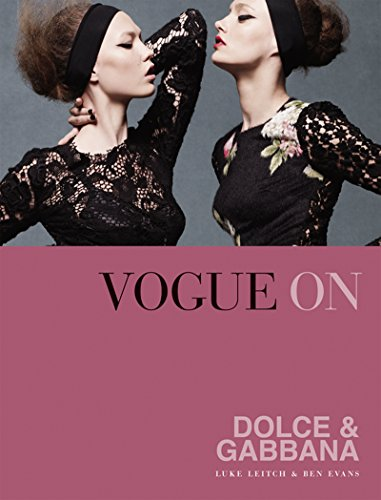 Vogue on: Dolce & Gabbana (Vogue on Designers) (English Edition)