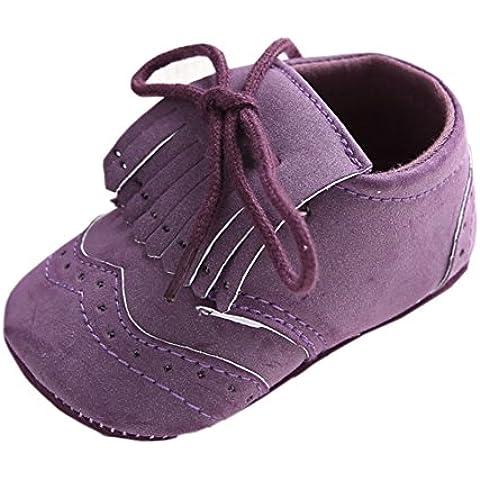 etrack-online Baby Boys Deportes zapatillas Prewalker Cuna cordones zapatos de Babe