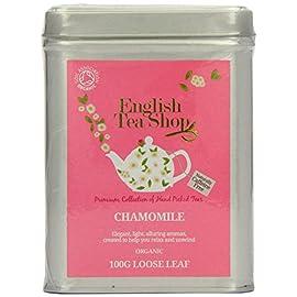 English Tea Shop Chamomile Organic Loose Tea 100 g
