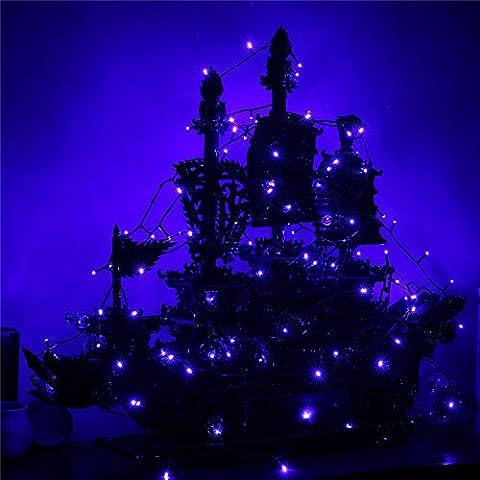 TurnRaise Stringa Fata Luce 22m 200LED String Luce per la Decorazione Casa Matrimonio Natale Partito Della Lampada Anche per Festa, Giardino, Natale, Halloween, Matrimonio