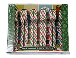 Candy Canes Bulk Buy - Case Of 24 (288 Canes)