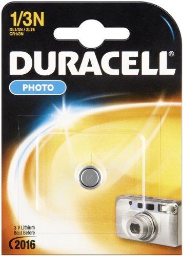 Duracell DL1/3N 5x Lithium Batterie DL1/3N/2L76/CR11108