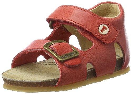 Falcotto Unisex Baby 1406 Sandalen, Rot (Rot), 24 EU (Falcotto Sandalen)
