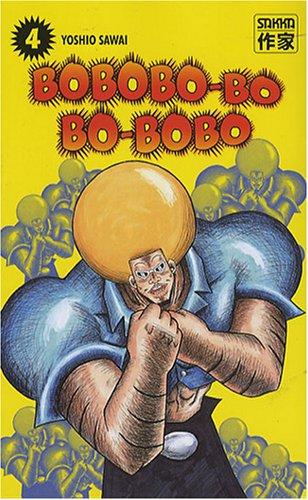 Bobobo-bo Bo-bobo Vol.4