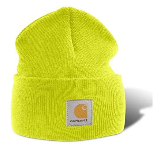 La Vogue-Cappello Uomo Knit Hip-Hop cap in Acrilico Berretto ... fedf50cd5915