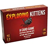 Exploding Kittens: A Card Game About Kittens and Explosions and Sometimes Goats
