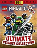 LEGO NINJAGO Ultimate Sticker Collection (Dk Lego)