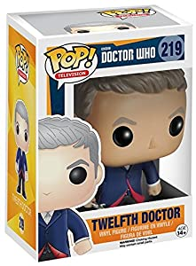 Doctor Who Funko Pop! - 12th Doctor 219 Collector's figure