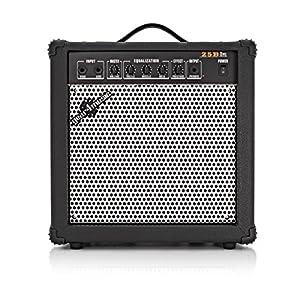 Amplificatore per basso DA 25w Gear4Music