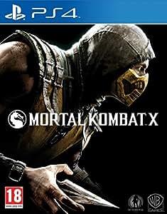 Mortal Kombat X PS4 + DLC GORO OFFERT