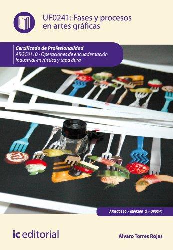 Fases y procesos en artes gráficas. ARGC0110 por Álvaro Torres Rojas