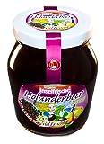 Rügener Inselfrische Holunderbeer Fruchtaufstrich mit extra viel Frucht und Birne, 220g
