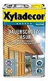 Xyladecor Dauerschutz-Lasur farblos 4 Liter