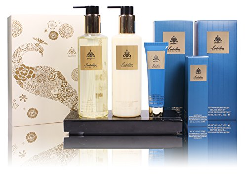 PANPURI Coffret Réconfortant Cheveux/Corps - Lemongrass & Mandarin- 430 ml