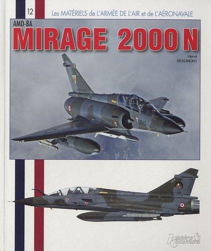 Mirage 2000N (Mat'riel de Larm'e de Lair) por Hervé Beaumont