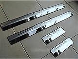 Detalles sobre puerta guardia de acero inoxidable falca protectores/placas