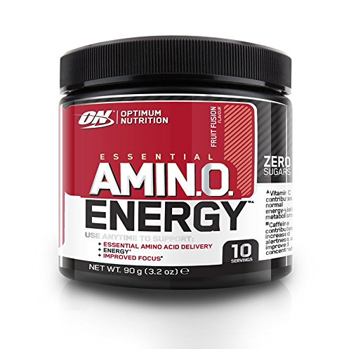 Optimum Nutrition Amino Energy Fruit Fusion 10 Serve Tub