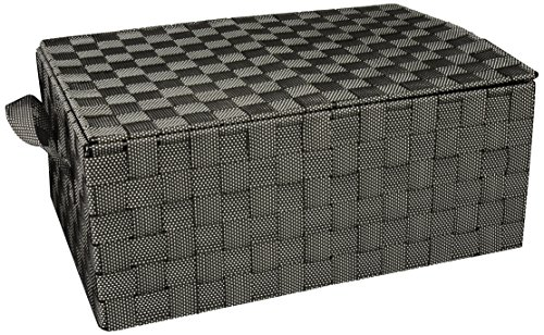 honey-can-do-ofc-03710-hinged-lid-double-woven-storage-box-with-handles-12-by-17-by-7-inch-salt-pepp
