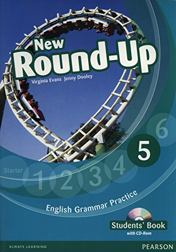 New Round Up 5 Student's Book + CD