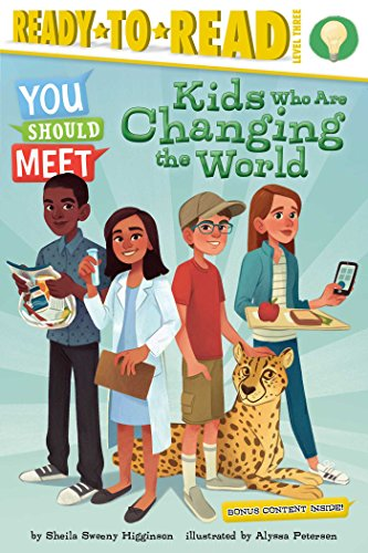Kids Who Are Changing the World (You Should Meet) (English Edition)