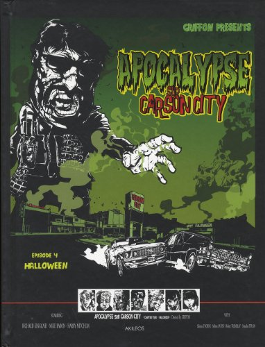 Apocalypse sur Carson city - tome 4 Halloween (4)