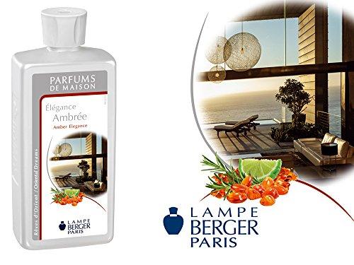 LAMPE BERGER Düfte Paris Élégance ambrée (Erlesenes Amber)