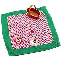 Lottie LT010 Picnic Set Zubehörset - Puppen Zubehör Kleidung Puppenhaus Spieleset - ab 3 Jahren