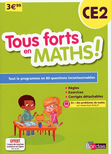 Tous forts en Maths CE2