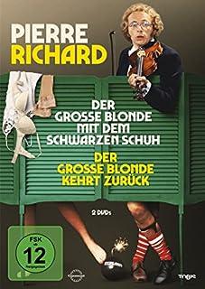 Pierre Richard: Der große Blonde mit dem schwarzen Schuh / Der große Blonde kehrt zurück [2 DVDs]