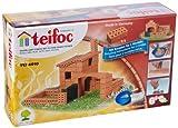 Toy - Teifoc TEI 4010 - Steinbaukasten Haus klein 2 Pläne
