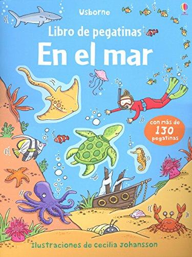 En El Mar - Libro De Pegatinas