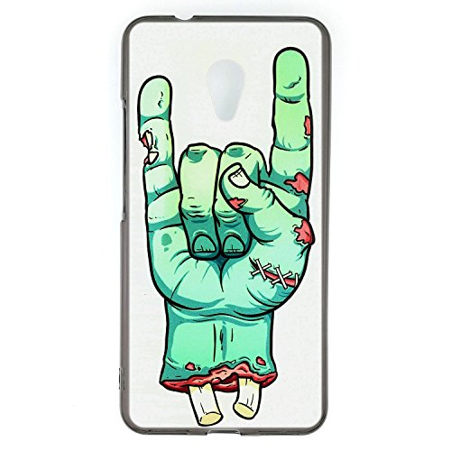 "Custodia Meizu M5s Meilan 5s 5.2"" Custodia Case Silicone TPU Cover SZ"