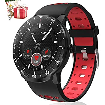 Smartwatch, Reloj Inteligente Impermeable IP68 Pulsera ...