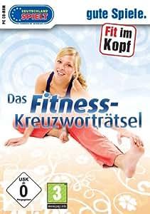 Das Fitness-Kreuzworträtsel