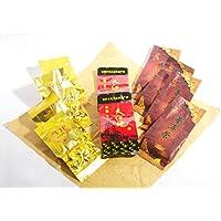 Preisvergleich für Klassischer Chinesischer Tee, klein, mit 3 Typen, Pu Erh, Eisen Guanyin, Große Rote Robe, zum Wohlgefühl und Gesundheit