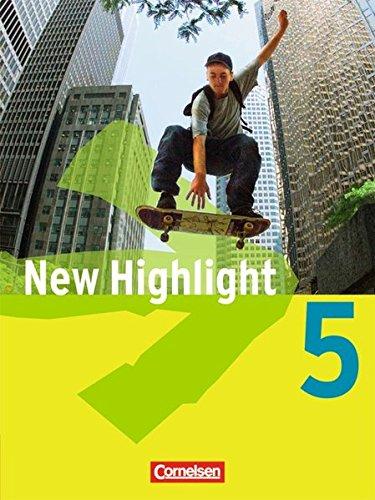 New Highlight, Hauptschule 9. Schuljahr, Schülerbuch