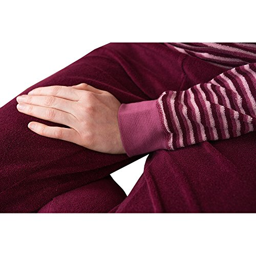 Living Crafts Frottee-Schlafanzug wild berries