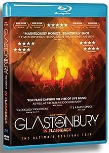 Glastonbury: The Movie in Flashback [Blu-ray] [2013] [Region Free]