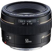 Canon Lens Ef50Mm F1.4 Usm Fotoğraf Makinesi, Full HD (1080p), Siyah