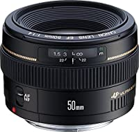This standard lens features superb quality and portability. Two high-refraction lens elements and new Gaussian optics eliminate astigmatism and suppress astigmatic difference. If crisp images with little flare are important to you they can be obtaine...